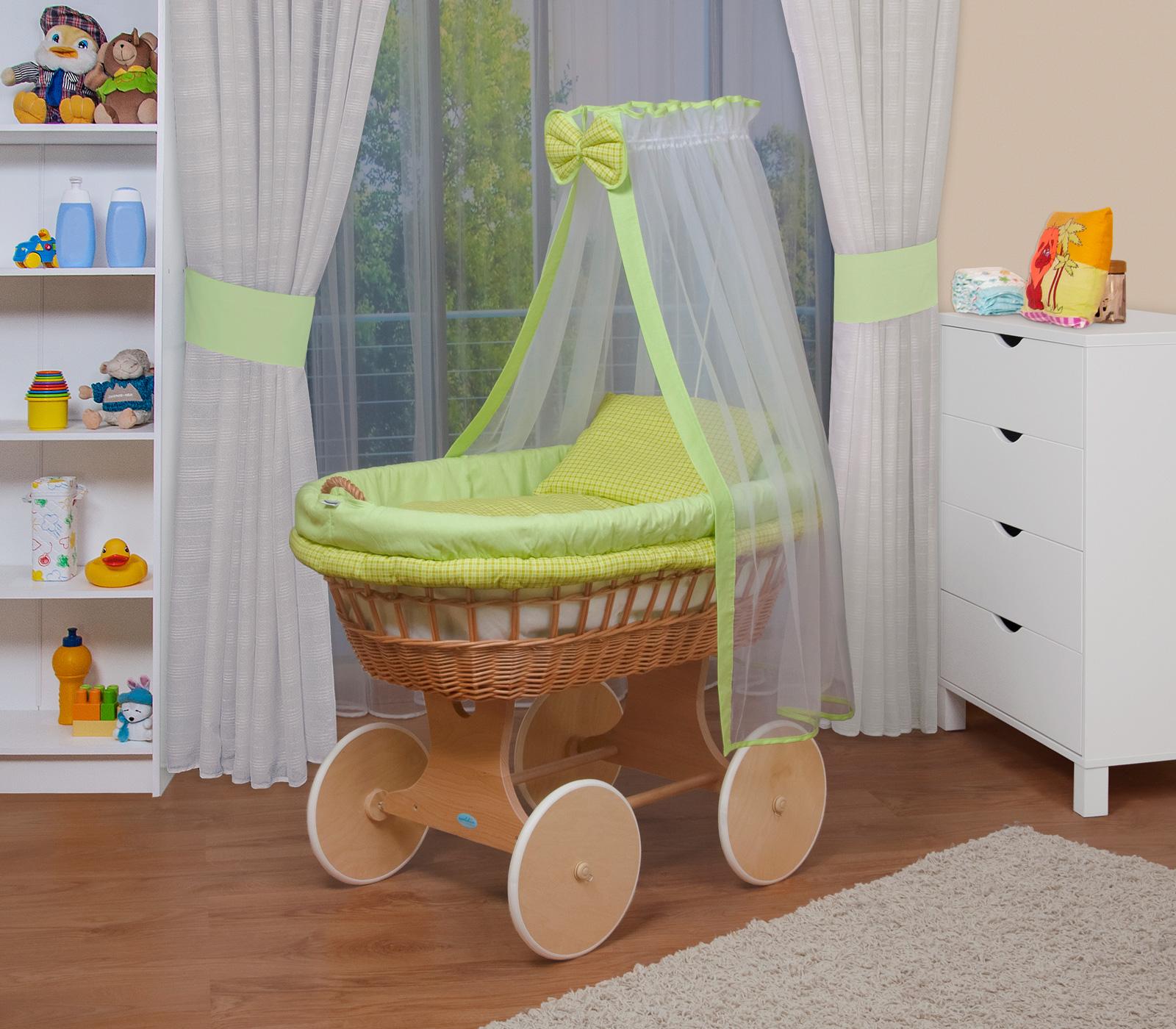 baby bollerwagen stubenwagen gr n in seuzach kaufen bei. Black Bedroom Furniture Sets. Home Design Ideas